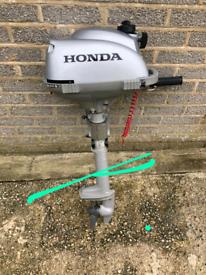 Honda 2.3hp air cooled