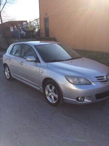 Mazda 3 sports