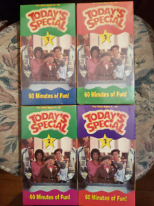 """""""Today's Special"""" TV show Video Collection"""
