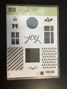 Stampin' Up Your Presents