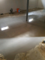 Floor leveling ,self-leveling cement