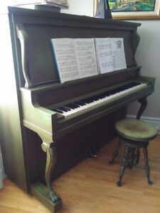 Piano à donner !