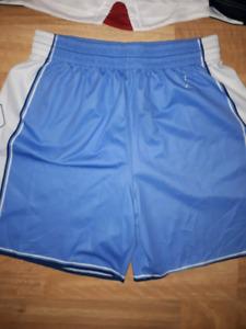 Jordan Brand North Carolina Tar Heels shorts