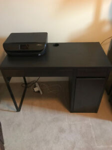 Desk and filing cabinet for sale