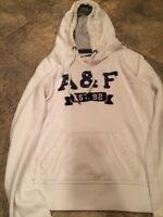 Abercrombie and hollister hoodies