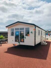 STATIC CARAVAN FOR SALE IN NORTH WALES, Perfect Starting Holiday Home - LUXURY