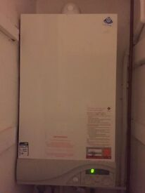 Ideal Isar HE24 Boiler, Fully Working, Excellent Condition, Regularly Serviced, Well Maintained.