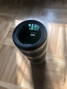 Objectif Lens Canon 70-200mm f4
