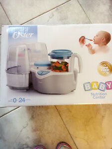 Oster Baby Nutrition Centre- Brand New!