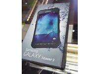 Brand new Samsung Galaxy xcover -3 ,water-dust proof