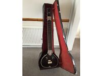 JAS SITAR IN GOOD CONDITION WITH HARD CASE