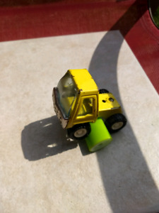 Buddy L Metal Semi Tractor Trailer. Good condition CRICA 1970's