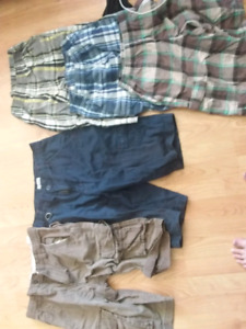 Boys youth size 16 shorts