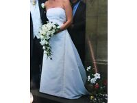 Ivory wedding dress size 12