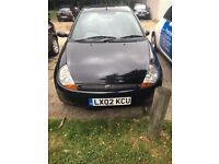 Black Ford Ka 1.3 Luxury Limited Edition 3DR