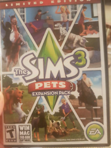 Sims 3 pets and supernatural (not including base game)