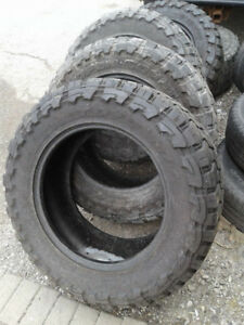 Toyo mud open country tires for sale