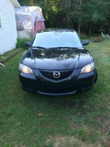Mazda3 2005 2.0L 900$