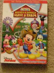 7 Mickey Mouse Clubhouse + 1 Jake & the Neverland Pirates dvds Peterborough Peterborough Area image 7