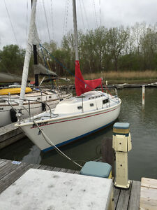 Pearson 30 Sailboat, Fast Vintage yacht