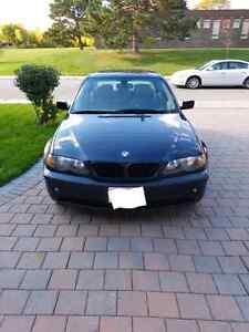 2003 BMW 320i -  LOW KMS! Great Car!