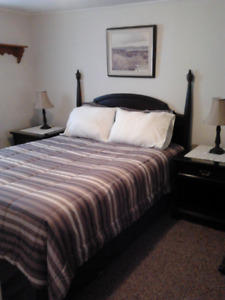 Clean, Quiet, Central, Furnished 1 Bedroom  for Rent