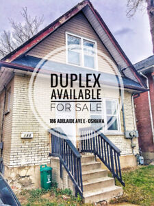 ***Legal Duplex*** Great Turn Key Investment Opportunity.