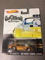 2019 Hot Wheels Entertainment Gas monkey garage 1986 corvette | Toys