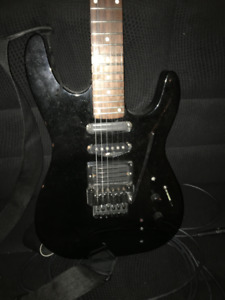Kramer Sustainer guitar, needs to be wired properly, trades
