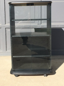 Great Condition TV Stand with 3 adjustable shelves