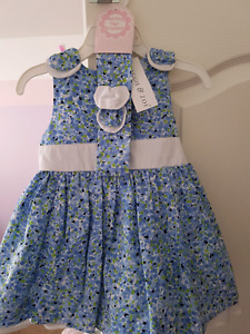 18m maggie and zoe dress  nwt