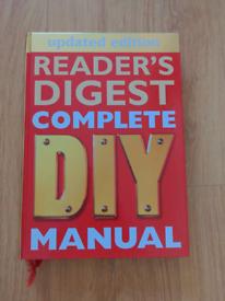 Reader's Digest Complete DIY Manual