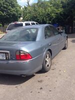 2003 Lincoln LS V6 LOW KM! - $2000 firm must go asap!!