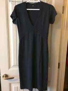 Maternity warm dress
