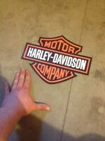 Harley sticker