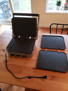 Cuisinart Panini Press / Griddler