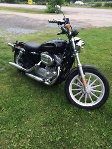 2005 Harley Davidson sportster 1200