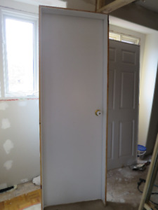 """26"""" Door With Frame and Hardware"""