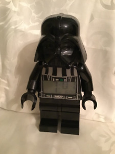 Vintage LEGO Darth Vader Child's Alarm Clock