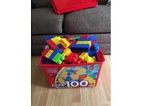 100 piece Lego set