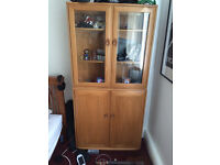 High quality glass / wooden cabinet for sale
