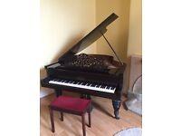 Haake Hanover Baby Grand Piano