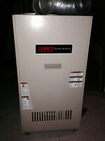 Lennox elite series high efficiency oil furnace