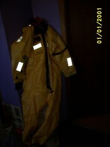 Mustang Survival immerion suit