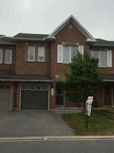 Kanata North Townhome For Rent