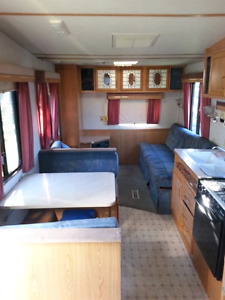 25.5 ft. Fifth wheel 1992