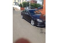 Audi a4 s line ,not m3 evo m5 seat