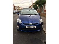 Toyota Prius Pco car for rent T-spirit Limited edition only for £130 a week