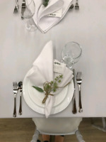 Wedding Cutlery and Centerpieces-RENTAL