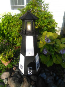 Decorative Garden Lighthouse